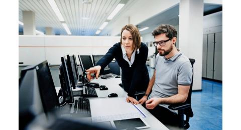 L'acquisition de compétences numériques est devenue indispensable pour presque toutes les démarches de réinsertion professionnelle destinées aux candidat-e-s à l'emploi.